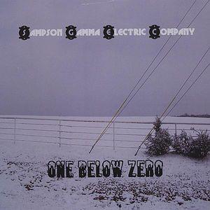 One Below Zero
