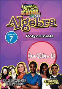 Algebra Module 7: Polynomials