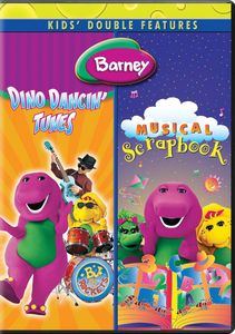 Barney: Dino Dancin' Tunes /  Musical Scrapbook