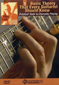 Guitar Method: Basic Theory That Every Guitarist Should Know