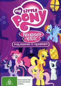 My Little Pony: Friendship Is Magic-Four Seasons O [Import]