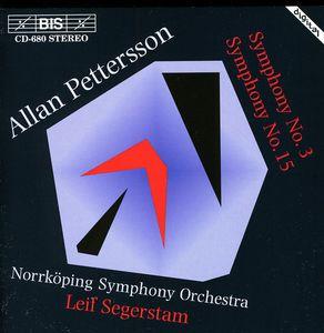 Symphony 3 /  Symphony 15