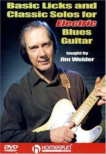 Basic Licks & Classic Solos for Elec Blues Level 3