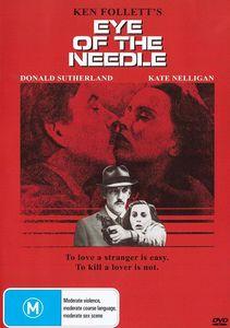 Eye of the Needle [Import] , Donald Sutherland