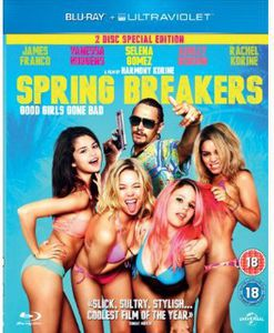 Spring Breakers [Import]