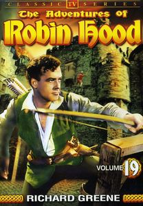 The Adventures of Robin Hood: Volume 19