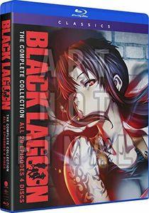 Black Lagoon - Complete Series - Season 1 And Season 2 + Roberta's Blood Trail OVA