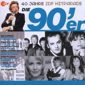 Die 90Er-Das Beste Aus 40 Jahren Hitpa [Import]