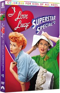 I Love Lucy: Superstar Special #2