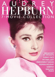 Audrey Hepburn 7-Movie Collection