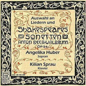 Shakespeares Sonnets & Lieder