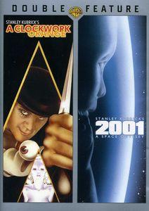 A Clockwork Orange /  2001: A Space Odyssey