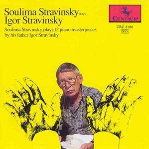 Plays Igor Stravinsky