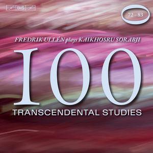 100 Transcendental Studies Nos. 72-83
