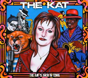 The Kat is Back in Town