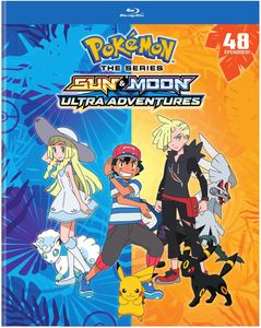 Pokemon Sun And Moon Ultra Adventures