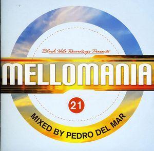 Mellomania 21 Mixed By Pedro Del Mar [Import]