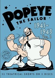 Popeye the Sailor: Volume 3 1941-1943