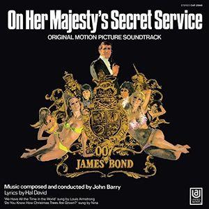 On Her Majesty's Secret Service (Original Motion Picture Soundtrack)