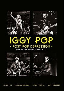 Iggy Pop: Post Pop Depression: Live at the Royal Albert Hall [Import]