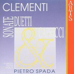 Complete Sonatas Duets & Caprices 5