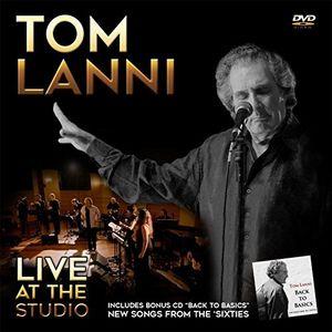 Tom Lanni Live At The Studio