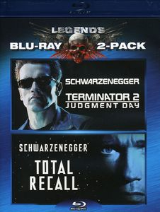 Terminator 2: Judgement Day /  Total Recall