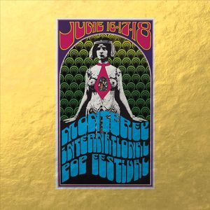 Iconic Performances From The Monterey International Pop Festival , Various Artists