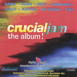Crucial Jam-The Album!