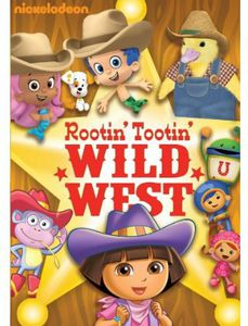 Nickelodeon Favorites: Rootin Tootin Wild West