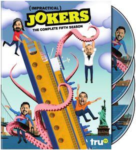 Impractical Jokers: The Complete Fifth Season
