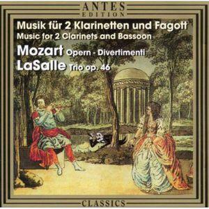 Opern Divertimenti /  Trio Op 46
