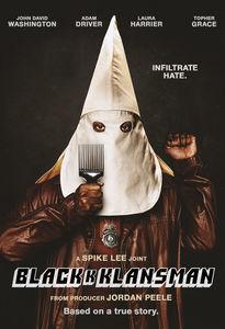 BlacKkKlansman
