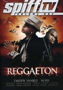 Spiff TV Reggaeton, Vol. 1