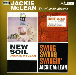 Fat Jazz/ Jackie's Bag / New Soil/ Swing, Sawng, Swingin'