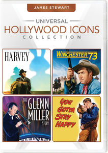 Universal Hollywood Icons Collection: James Stewart