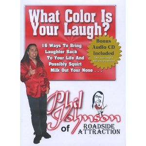 What Color Is Your Laugh?: 16 Ways To Bring Laughter Back To Your LifeAnd Possibly Squirt Milk Out Your Nose