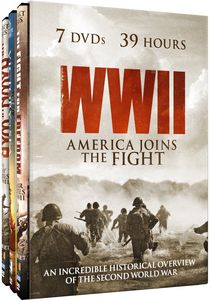 WWII: America Joins the Fight DVD
