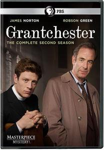 Grantchester: The Complete Second Season (Masterpiece)