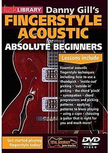 Absolute Beginner Fingerstyle Guitar
