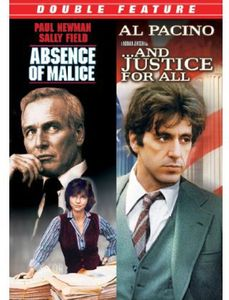 Absence of Malice /  ...and justice for all.
