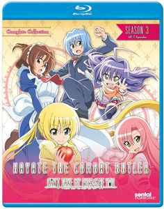 Hayate the Combat Butler: Season 3