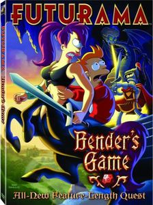 Futurama: Bender's Game