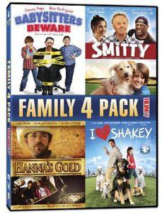 Family Quad Feature Vol. 7