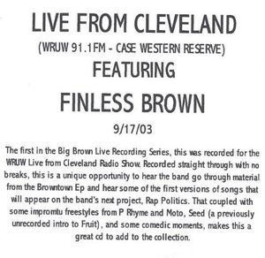 Live from Cleveland at Wruw