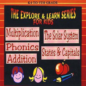 Addition Multiplication Phonics Solar System