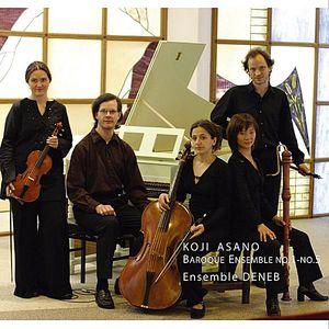 Baroque Ensemble No. 1-No. 5