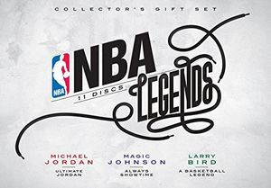 Nba-Legends (Collector's Set) [Import]