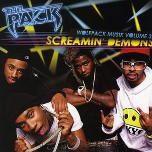 Wolfpack Musik 3: Screamin Demons