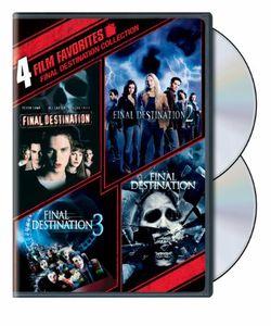 4 Film Favorites: Final Destination Collection